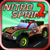 Nitro Sprint 2: The second run sprint car racing