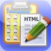 iGoogDocs (Google Docs Editor)