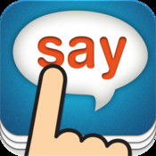 Tap & Say - World Travel Phrases