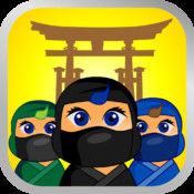 Ninja Temple : Run of the Brave