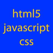 HTML5, CSS, JavaScript Snippet Editor snippet 1 0 1