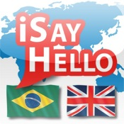 iSayHello Portuguese (Brasil) - English
