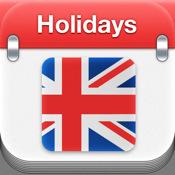 Holidays UK (England, Scotland, Wales, Northern Ireland) - Add them to your Calendar