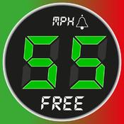 Speedometer - Free - Speed Limit Alert