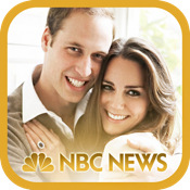The Royal Wedding by NBC News (iPhone)