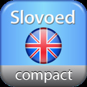 English explanatory Slovoed Compact talking dictionary
