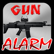 A Gun Alarm - Custom Visual Guns Alarm Clock - Wake Up zone alarm 6 deutsch