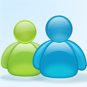 MSN Live Messenger with PUSH msn bluetooth