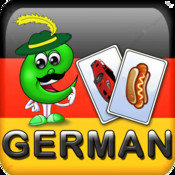 Learn German Baby Flash Cards : Language Learning Flashcards for Preschool Kids to Adults