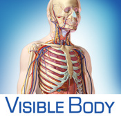 Visible Body 3D Human Anatomy Atlas for iPad 2