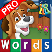 Kids First Words with Phonics Pro: Deluxe-Spelling & Learning Game for Children
