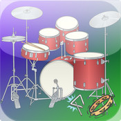 Children`s Percussion Sounds HD - tap and hear sounds