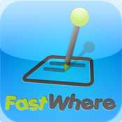 FastWhere - Find my friends and I