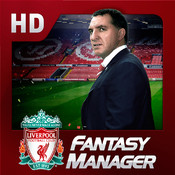 Liverpool FC Fantasy Manager 2012