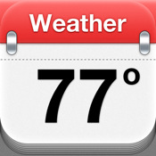 WeatherCals US - Local Weather in your Calendar