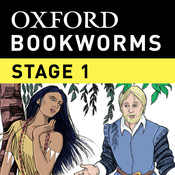 Pocahontas: Oxford Bookworms Stage 1 Reader (for iPhone)