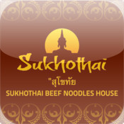Sukhothai Beef Noodles House san diego thai food