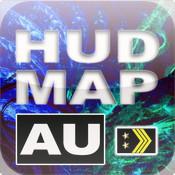 aSmartHUD NAVI AUSTRALIA MAP+