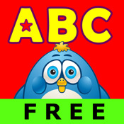 ABC Phonics Animals Free Lite -Talking & Spelling Alphabet Flashcards Kids Games