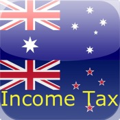 Income Tax Calculator (Aussie & NZ) calculates medicare levy