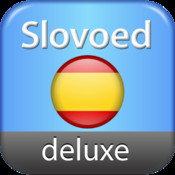 Spanish explanatory Slovoed Deluxe talking dictionary
