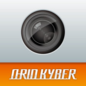 KYBER Business Card Uploader manage business