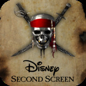 Disney Second Screen: Pirates Of The Caribbean On Stranger Tides