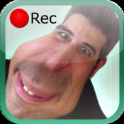 FaceBooth Real - Instant funny video effects real video converter