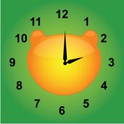 Jungle Time - learn how to tell time (for iPad)