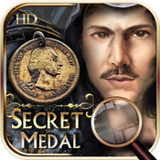 Antique Medal Hidden Mystery HD -hidden objects game