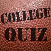 Football Player College Quiz