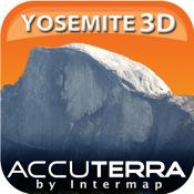 Yosemite 3D - GPS Tracker & Trail Maps for Hiking, Camping, Fishing, & Climbing