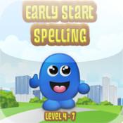 Early Start Spelling Level 4 - 7