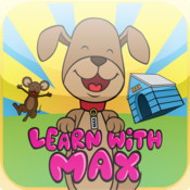 Learn Preschool Concepts with Max