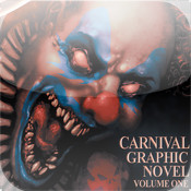 CARNIVAL OF SOULS Graphic Novel Volume One disney carnival