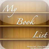 My Book List - Keep track of the books you read and wish to read read any file