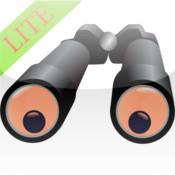 Binoculars FREE - Easily Super-Zoom Your Camera
