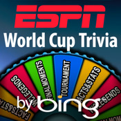 ESPN World Cup Trivia by Bing
