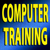 Basic Computer Training & Tips: Easy Lessons on How to Use a Computer - Courses in Plain English by Worth Godwin scan from computer