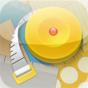 Ruler Deluxe - Measure objects larger than your screen!