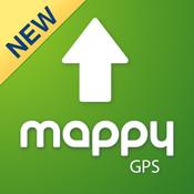 MappyGPSFree V2 - l`application de navigation GPS gratuite