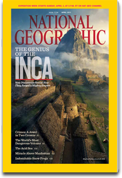 National Geographic Magazine-International