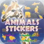 Animals Stickers: Create your own