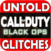 Untold Glitches for COD Black Ops version pokemon black version