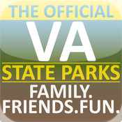 Official VA State Parks Guide- Pocket Ranger® Find Park activities: Camping, Fishing, Hiking, Boating, Mountain Biking, Swimming, Bird Watching and Geocaching with Interactive GPS Maps.