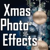 Xmas photo effects - christmas camera frames camera and filters pro . Your holiday fun !