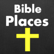 Bible Places (with Bible Study)