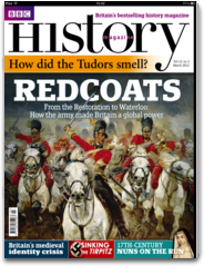 BBC History Magazine for iPad