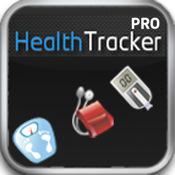 HealthTracker PRO - Track your Blood Pressure, Sugar & BMI