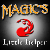 Magic's little helper: MTG life counter & EDH